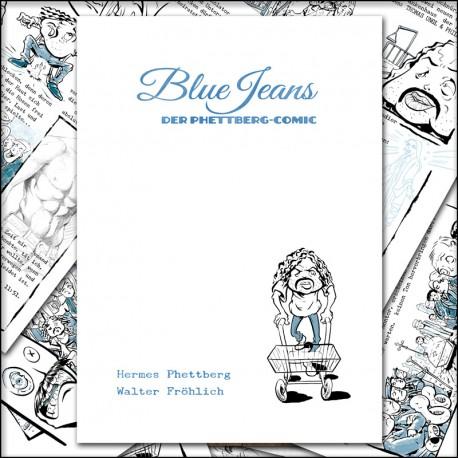 Blue Jeans, der Phettberg-Comic SC