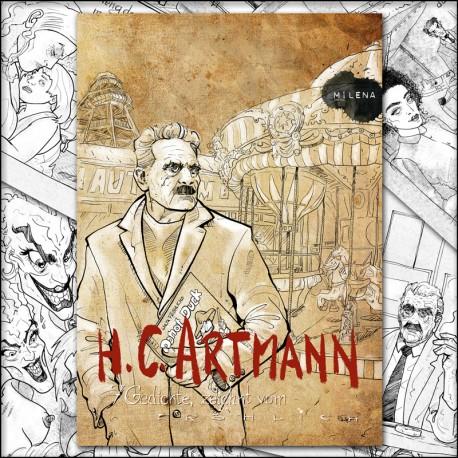 H.C.Artmann - 7 Gedichte