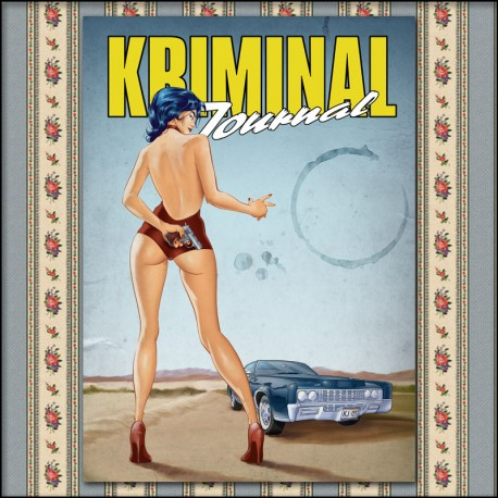 Kriminal Journal 05 Poster