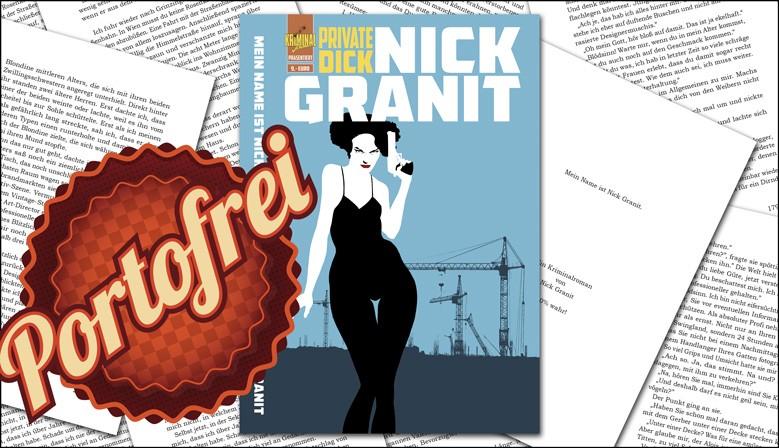 Mein Name ist Nick Granit